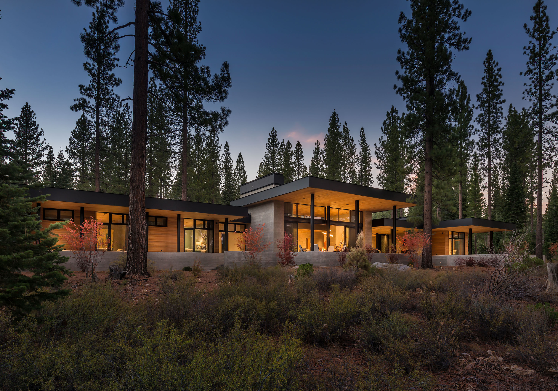 Zakarchitecture Mountain House